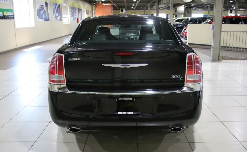 2011 Chrysler 300 C AUTO A/C CUIR TOIT MAGS #5