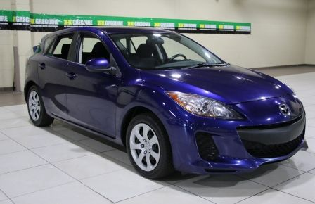 2012 Mazda 3 SPORT GX A/C in Québec