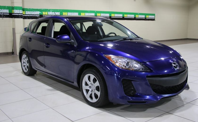 2012 Mazda 3 SPORT GX A/C #0