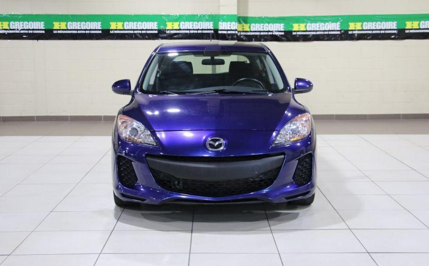 2012 Mazda 3 SPORT GX A/C #1