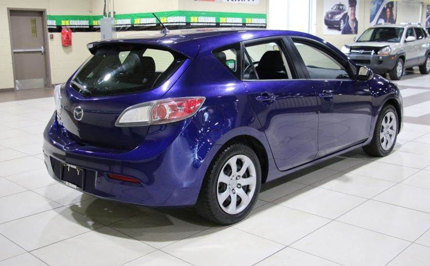 2012 Mazda 3 SPORT GX A/C #6