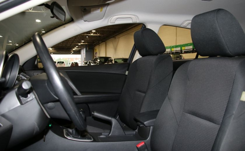 2012 Mazda 3 SPORT GX A/C #9