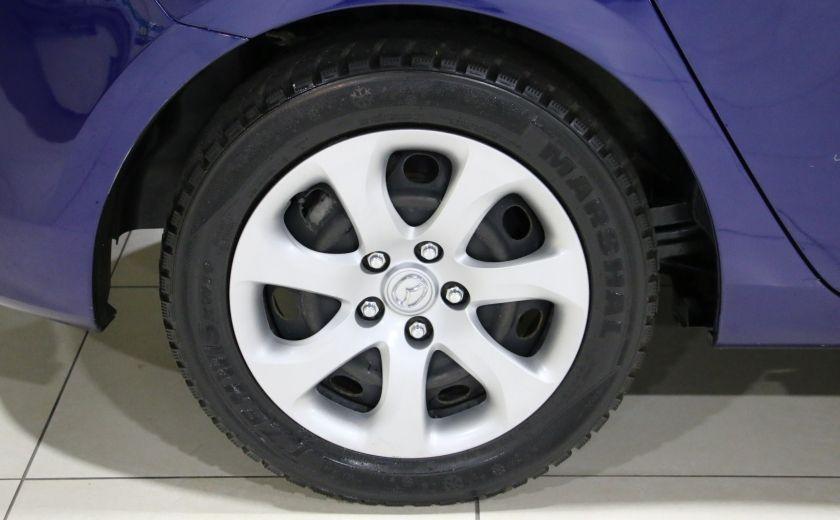 2012 Mazda 3 SPORT GX A/C #27