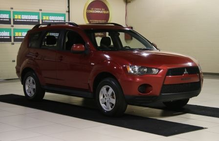 2012 Mitsubishi Outlander  ES AUTOMATIQUE A/C MAGS BLUETHOOT in Sherbrooke