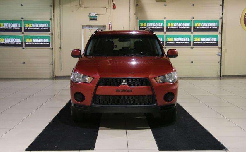 2012 Mitsubishi Outlander  ES AUTOMATIQUE A/C MAGS BLUETHOOT #1