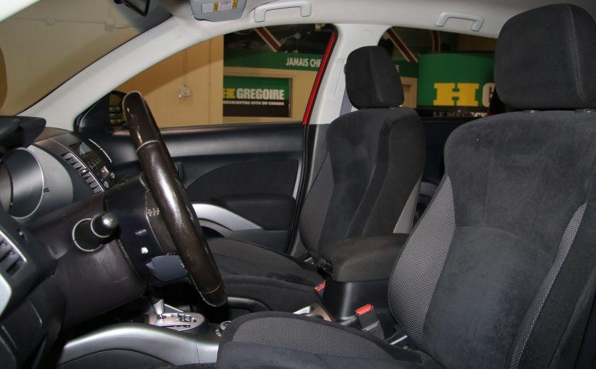2012 Mitsubishi Outlander  ES AUTOMATIQUE A/C MAGS BLUETHOOT #7