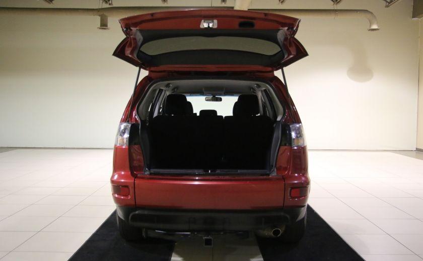 2012 Mitsubishi Outlander  ES AUTOMATIQUE A/C MAGS BLUETHOOT #24