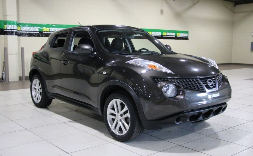 2012 Nissan Juke SV A/C GR ELECT MAGS BLUETOOTH #0