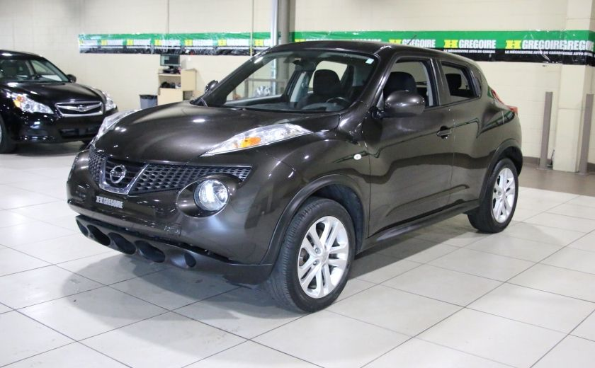 2012 Nissan Juke SV A/C GR ELECT MAGS BLUETOOTH #2