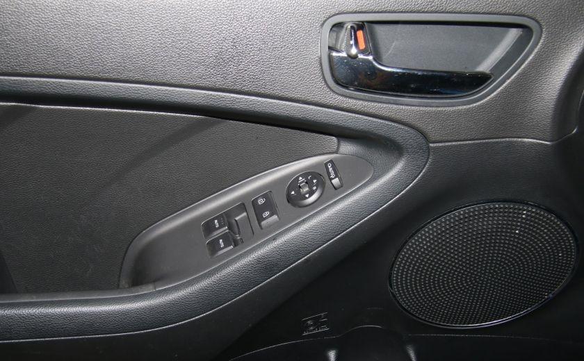 2015 Kia Forte SX A/C MAGS BLUETHOOT CUIR #10