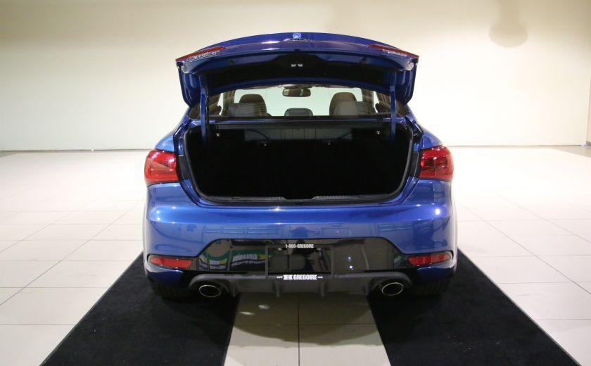 2015 Kia Forte SX A/C MAGS BLUETHOOT CUIR #26