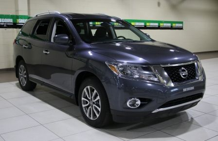 2014 Nissan Pathfinder SV AWD 7 PASSAGERS CAMERA RECUL in Terrebonne