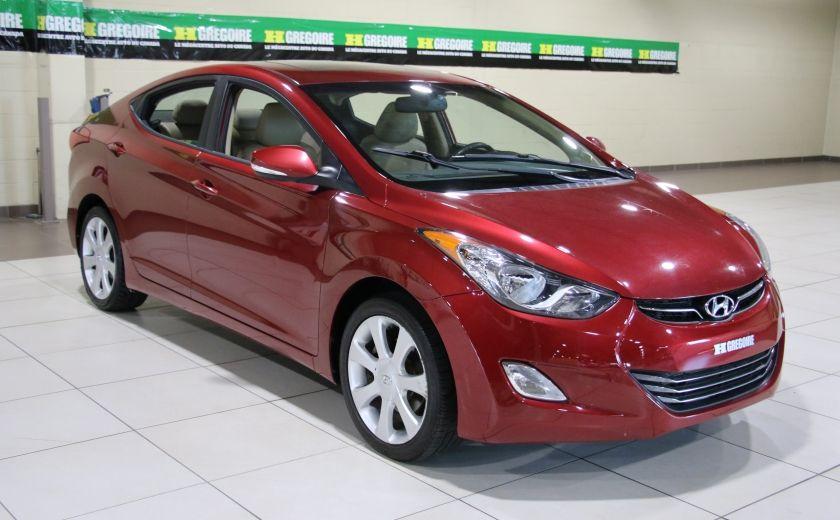2011 Hyundai Elantra GLS AUTO #0