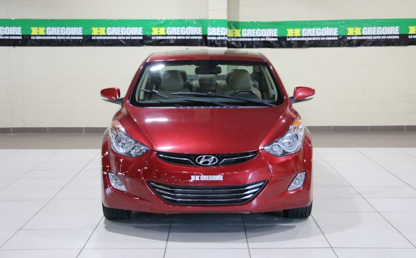 2011 Hyundai Elantra GLS AUTO #1
