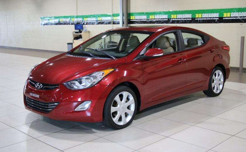 2011 Hyundai Elantra GLS AUTO #2