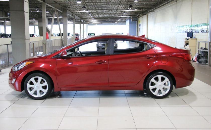 2011 Hyundai Elantra GLS AUTO #3