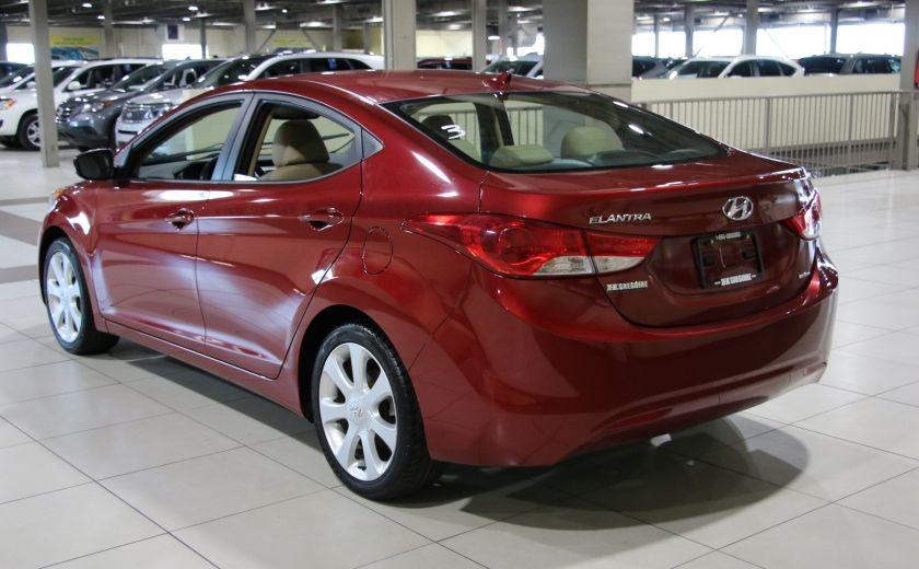 2011 Hyundai Elantra GLS AUTO #4