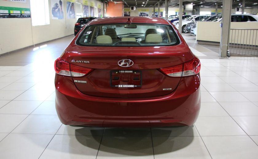 2011 Hyundai Elantra GLS AUTO #5