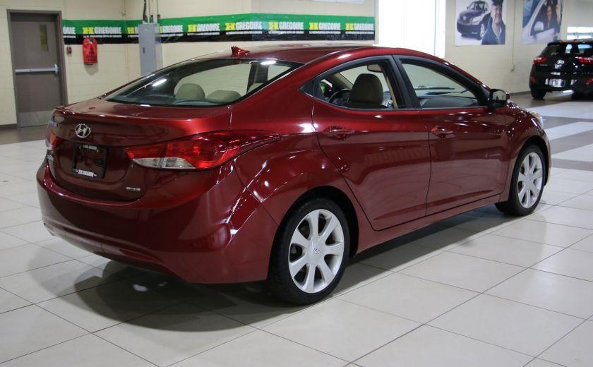 2011 Hyundai Elantra GLS AUTO #6