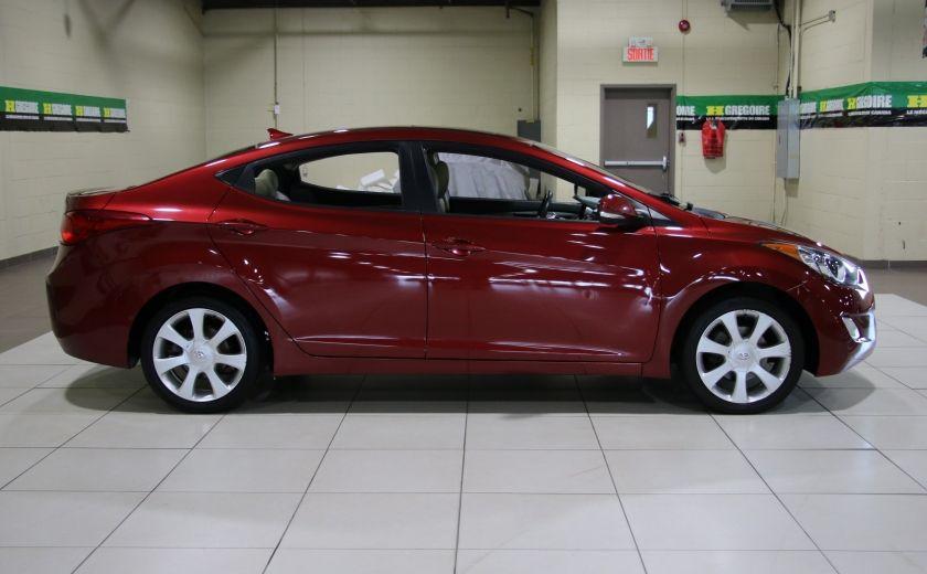 2011 Hyundai Elantra GLS AUTO #7
