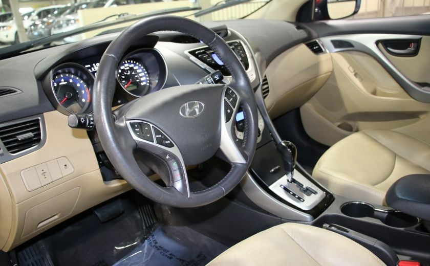 2011 Hyundai Elantra GLS AUTO #8