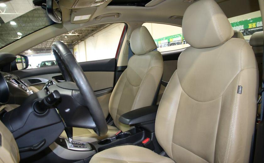 2011 Hyundai Elantra GLS AUTO #9