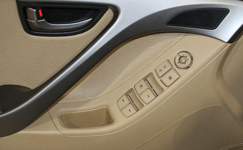 2011 Hyundai Elantra GLS AUTO #10