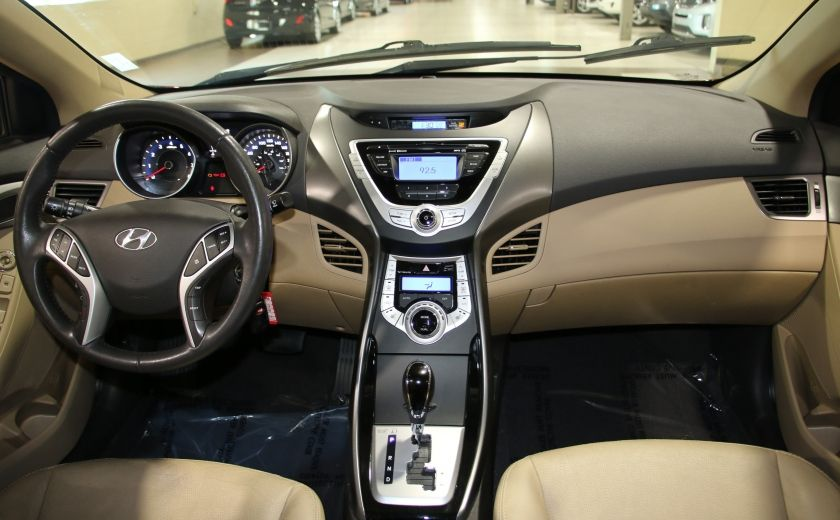 2011 Hyundai Elantra GLS AUTO #12