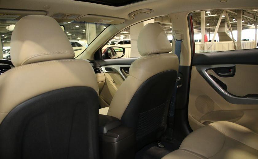 2011 Hyundai Elantra GLS AUTO #18