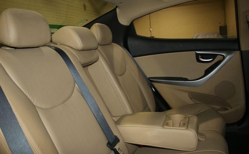 2011 Hyundai Elantra GLS AUTO #21