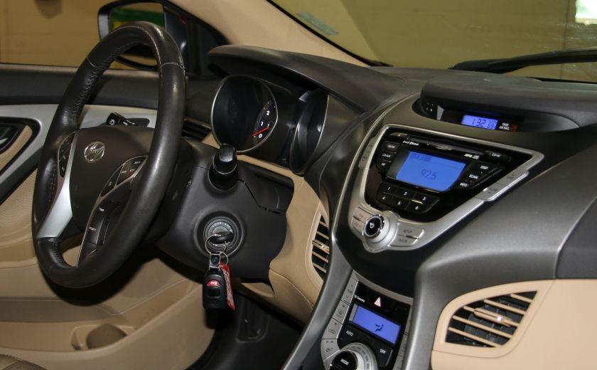 2011 Hyundai Elantra GLS AUTO #23
