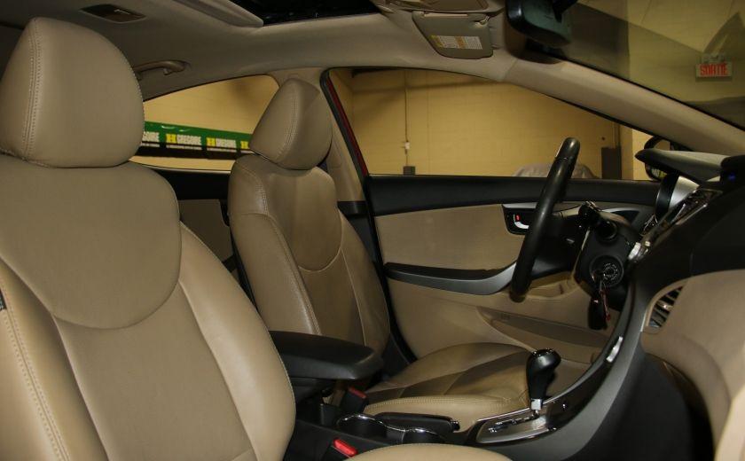 2011 Hyundai Elantra GLS AUTO #24