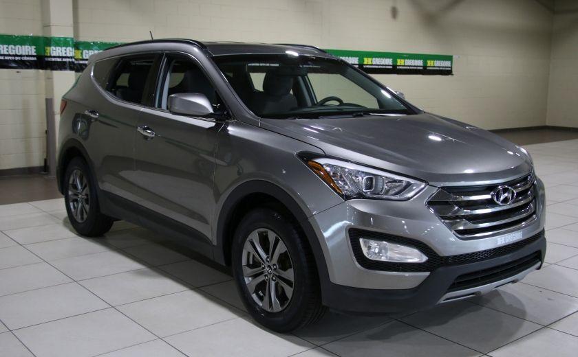 2013 Hyundai Santa Fe Premium AUT AC #0