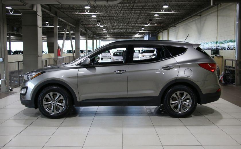 2013 Hyundai Santa Fe Premium AUT AC #3
