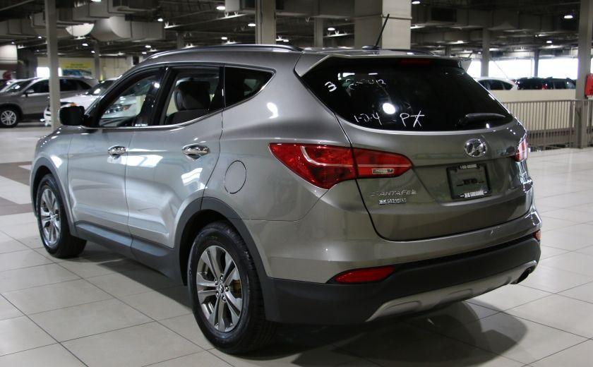 2013 Hyundai Santa Fe Premium AUT AC #4