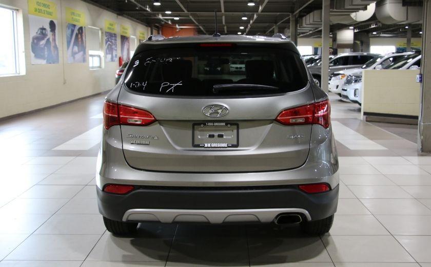 2013 Hyundai Santa Fe Premium AUT AC #5