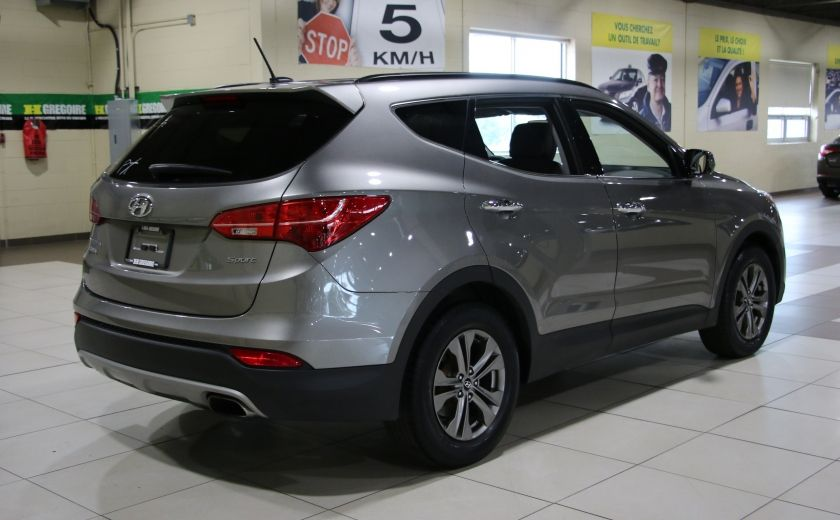 2013 Hyundai Santa Fe Premium AUT AC #6