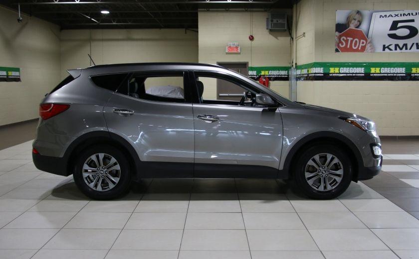2013 Hyundai Santa Fe Premium AUT AC #7