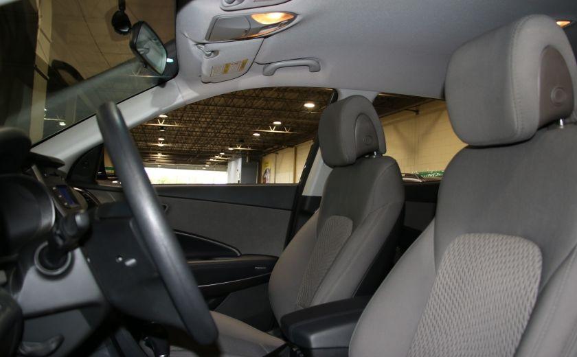 2013 Hyundai Santa Fe Premium AUT AC #9