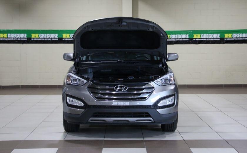 2013 Hyundai Santa Fe Premium AUT AC #24