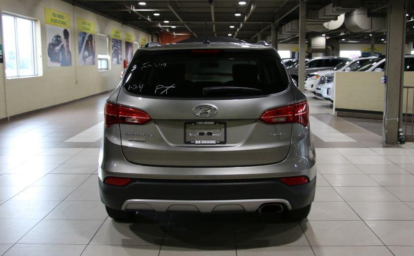 2013 Hyundai Santa Fe Premium AUT AC #25