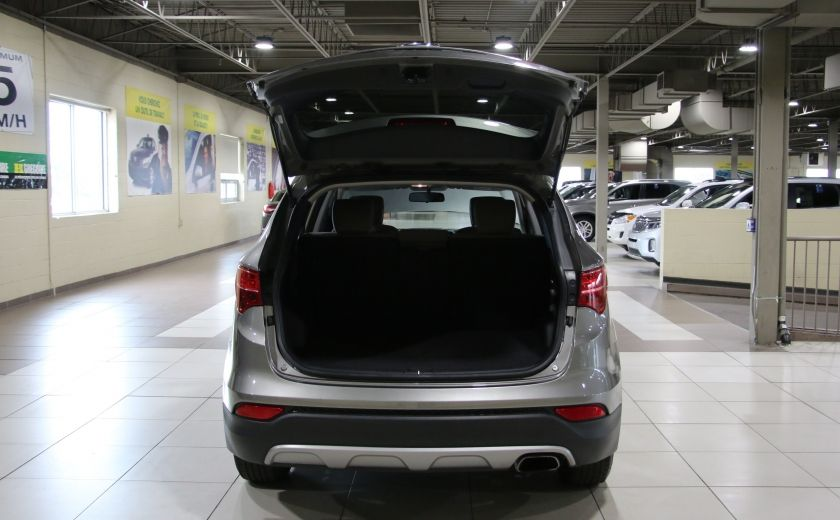 2013 Hyundai Santa Fe Premium AUT AC #26