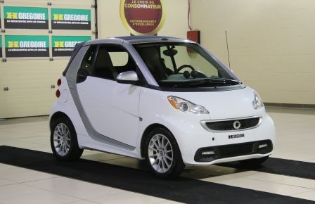 2013 Smart Fortwo NPassion A/C MAGS à Repentigny