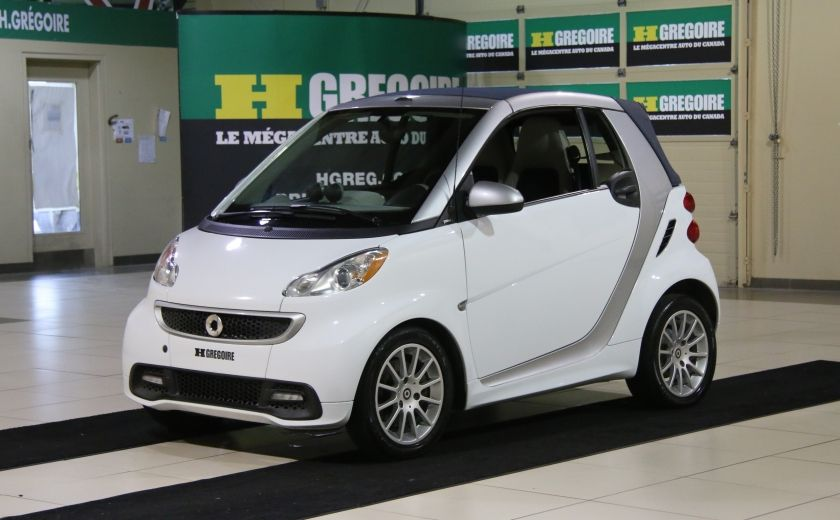 2013 Smart Fortwo NPassion A/C MAGS #2