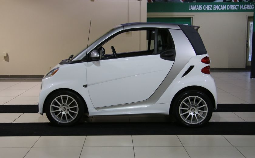 2013 Smart Fortwo NPassion A/C MAGS #3