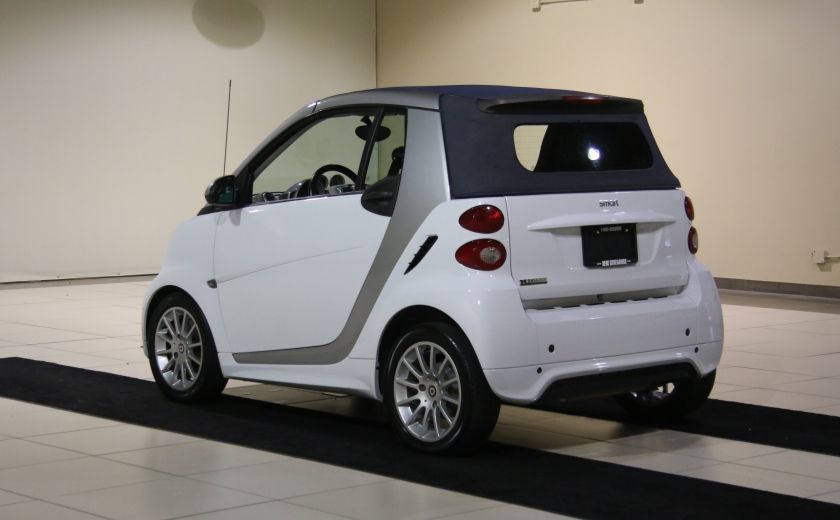 2013 Smart Fortwo NPassion A/C MAGS #4