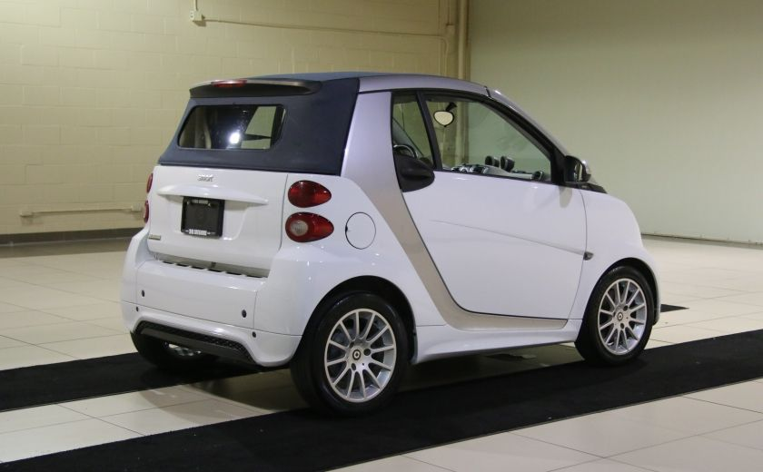 2013 Smart Fortwo NPassion A/C MAGS #6