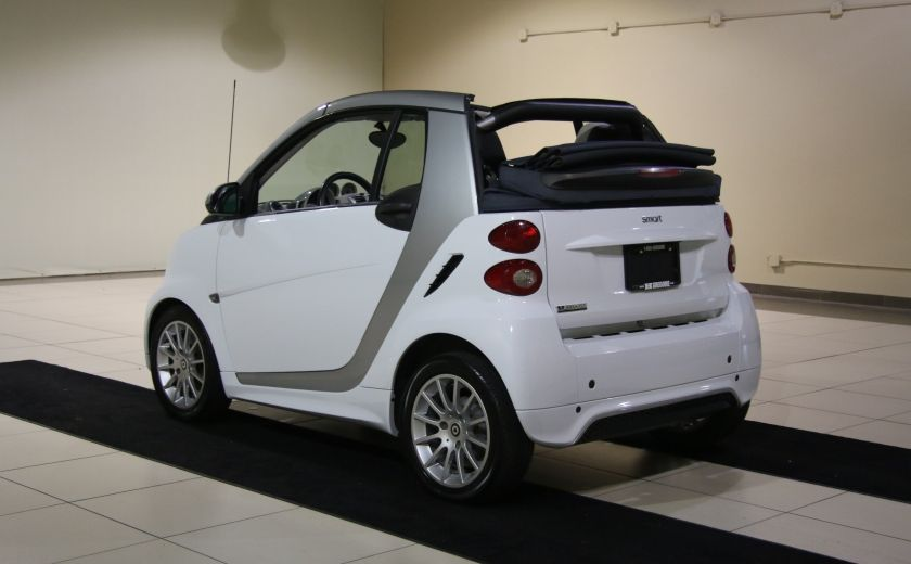 2013 Smart Fortwo NPassion A/C MAGS #8
