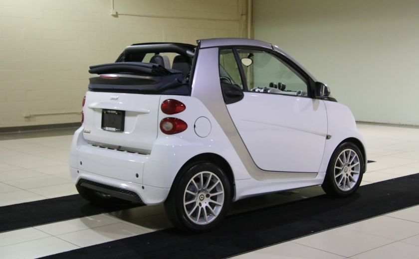 2013 Smart Fortwo NPassion A/C MAGS #10