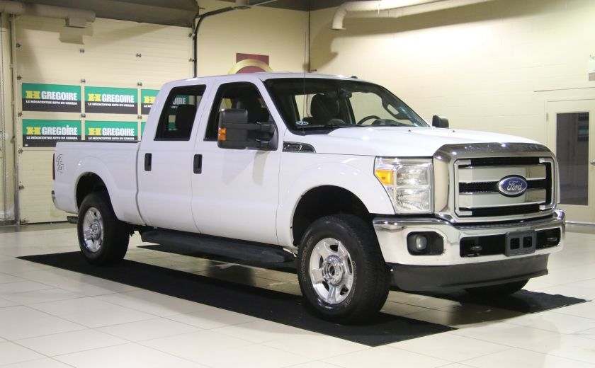 2012 Ford F250 XLT 4WD AUTO A/C GR ELECT MAGS #0